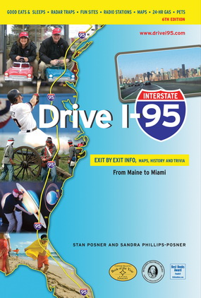 Drive I-95 book cover